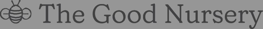 thegoodnursery-logo-allblack
