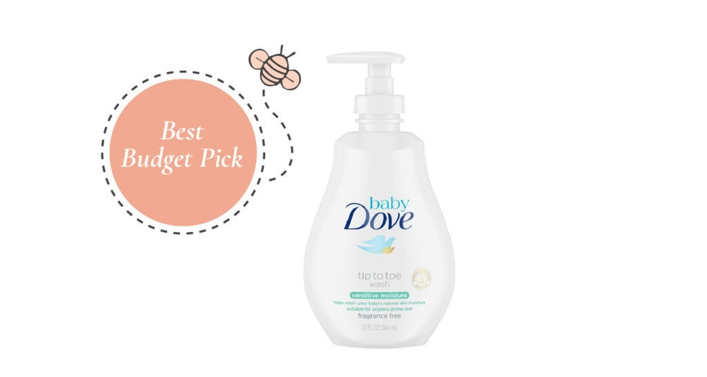 Baby Bath Products Best Budget Pick