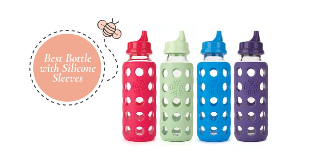 Best Bottle with Silicone Sleeves