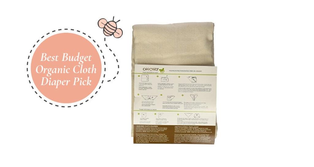 Best Budget Organic Cloth Diaper Pick