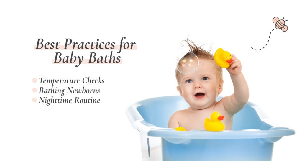 Best Practices for Baby Baths