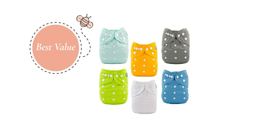 Organic Cloth Diaper Best Value