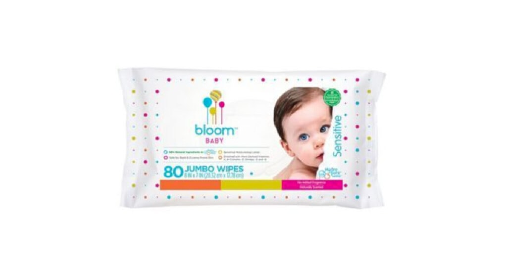 Bloom BABY Baby Wipes