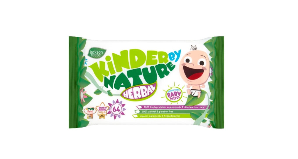 Jackson Reece Kinder by Nature Plant-Based Baby Wipes-07