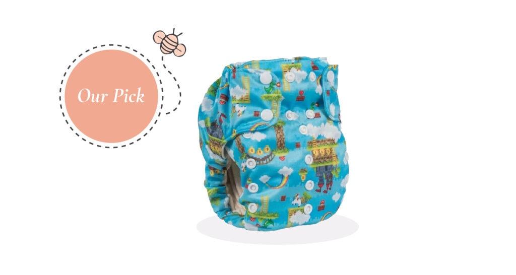 Cloth Diaper Our Pick