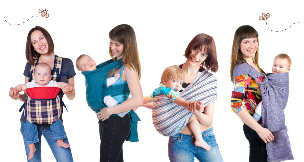 Baby Carrier Types
