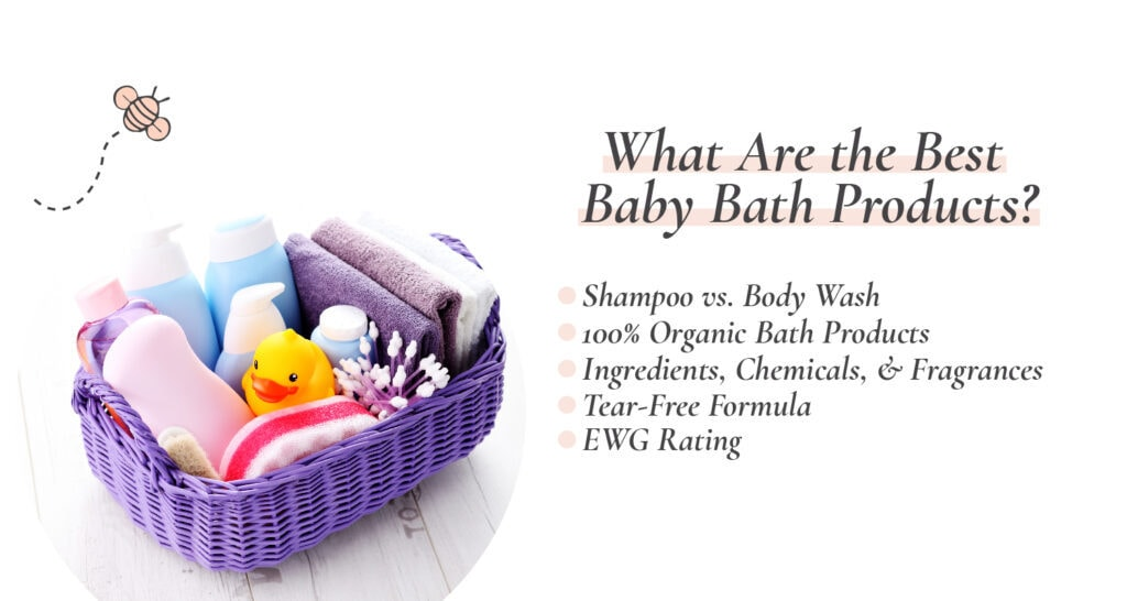 What Are the Best Baby Bath Products