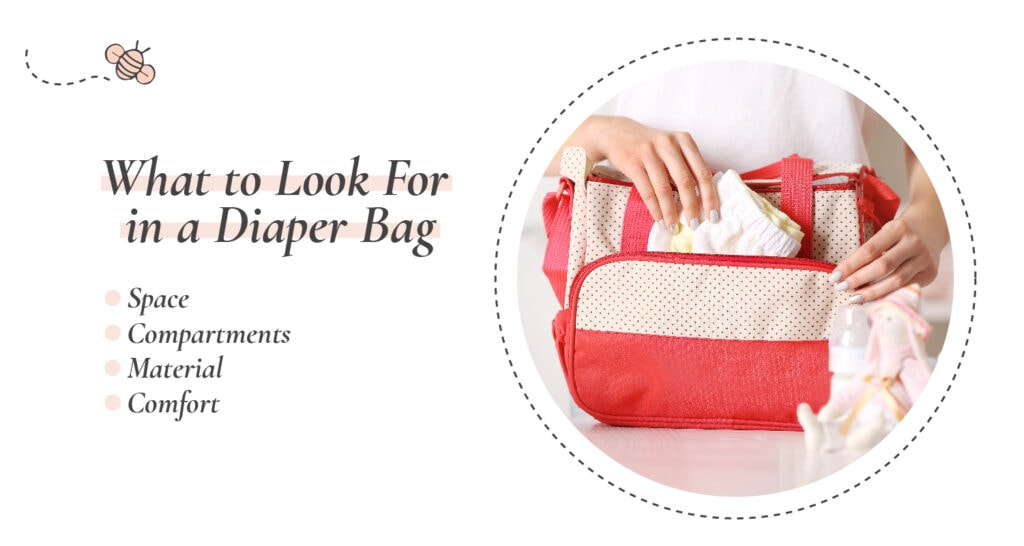What to Look For in a Diaper Bag