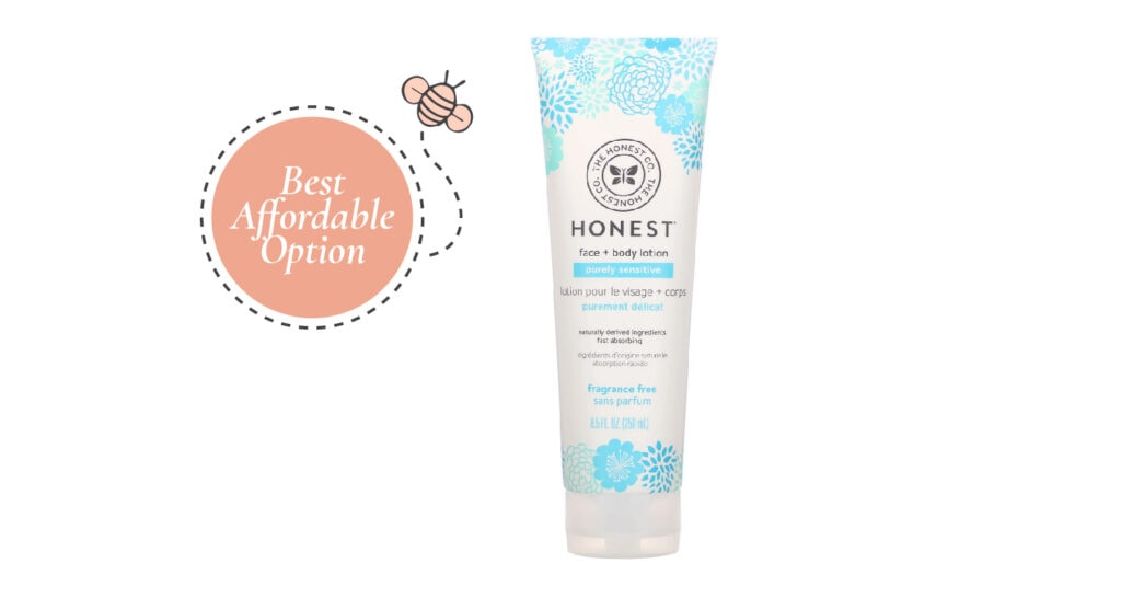 Best Affordable Option - The Honest Company