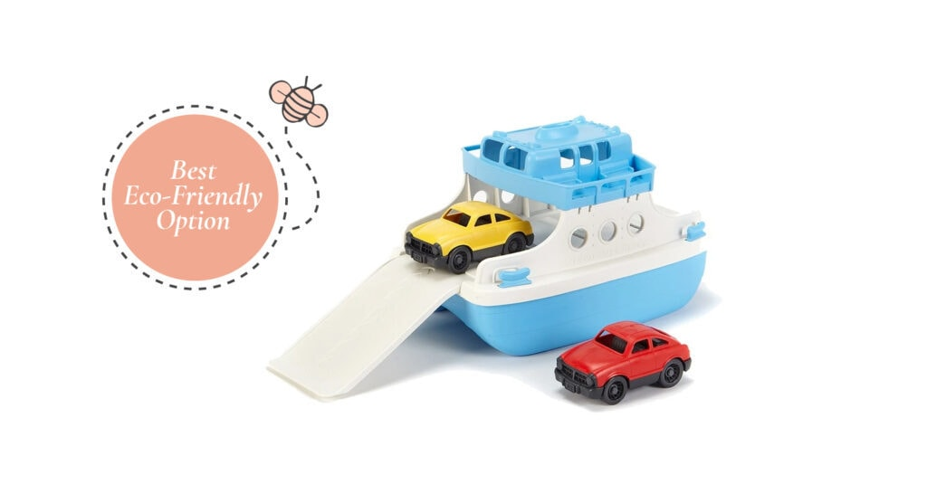 Best Eco-Friendly Option - Green Toys