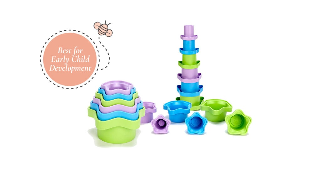 Best for Early Child Development - Green Toys