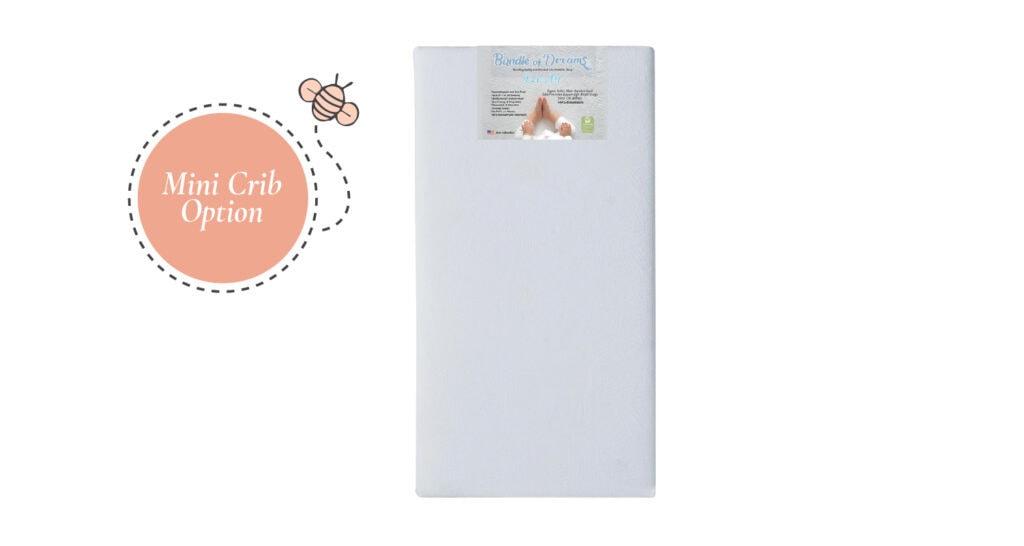 Mini Crib Option - Bundle of Dreams