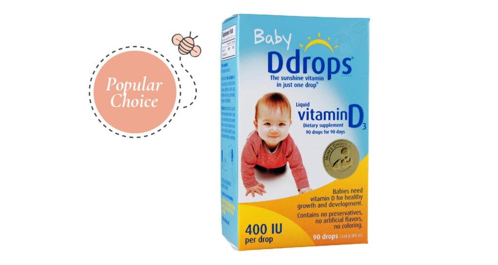 Popular Choice - Baby Ddrops