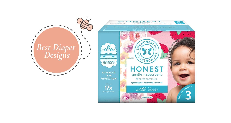 Best Diaper Designs - The Honest Co