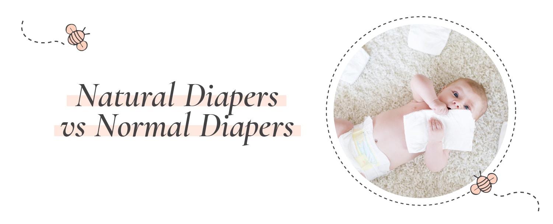 Natural Diapers vs Normal Diapers