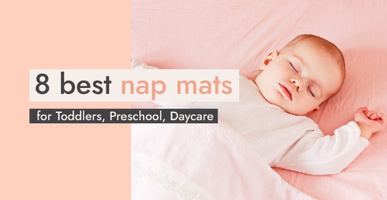 8 Best Nap Mats for Toddlers, Preschool, Daycare