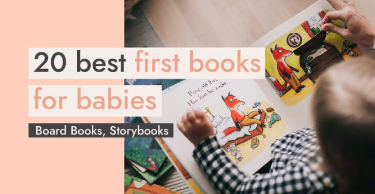 Best First Books for Babies