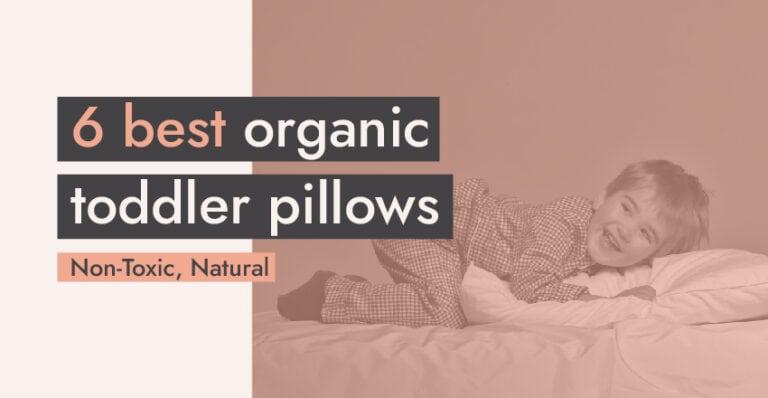 Organic Toddler Pillows