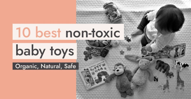 10 Best Non-Toxic Baby Toys