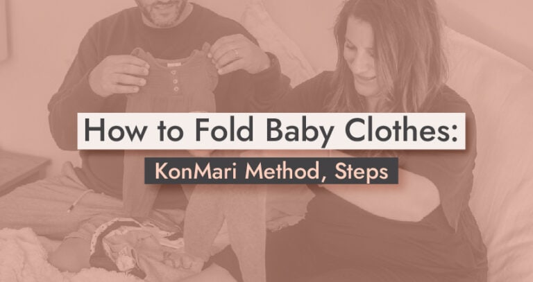 How to Fold Baby Clothes-