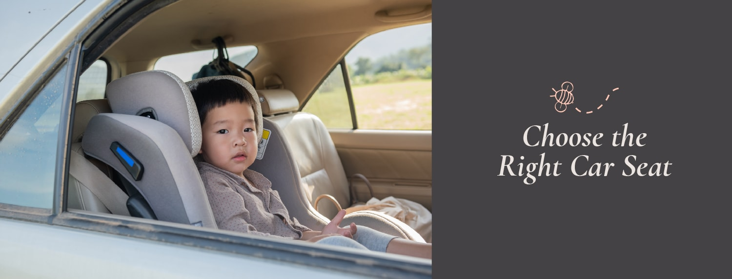 3. Choose the Right Car Seat