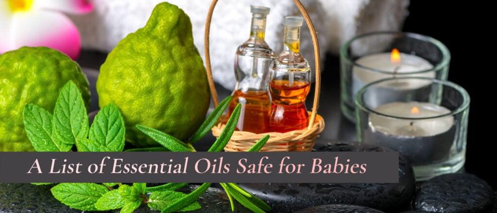 List of Oils