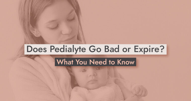 Does Pedialyte Go Bad or Expire-