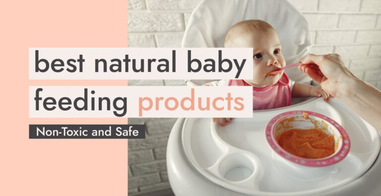 Natural Baby Feeding Products