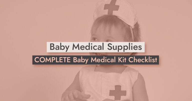 Baby Medical Supplies